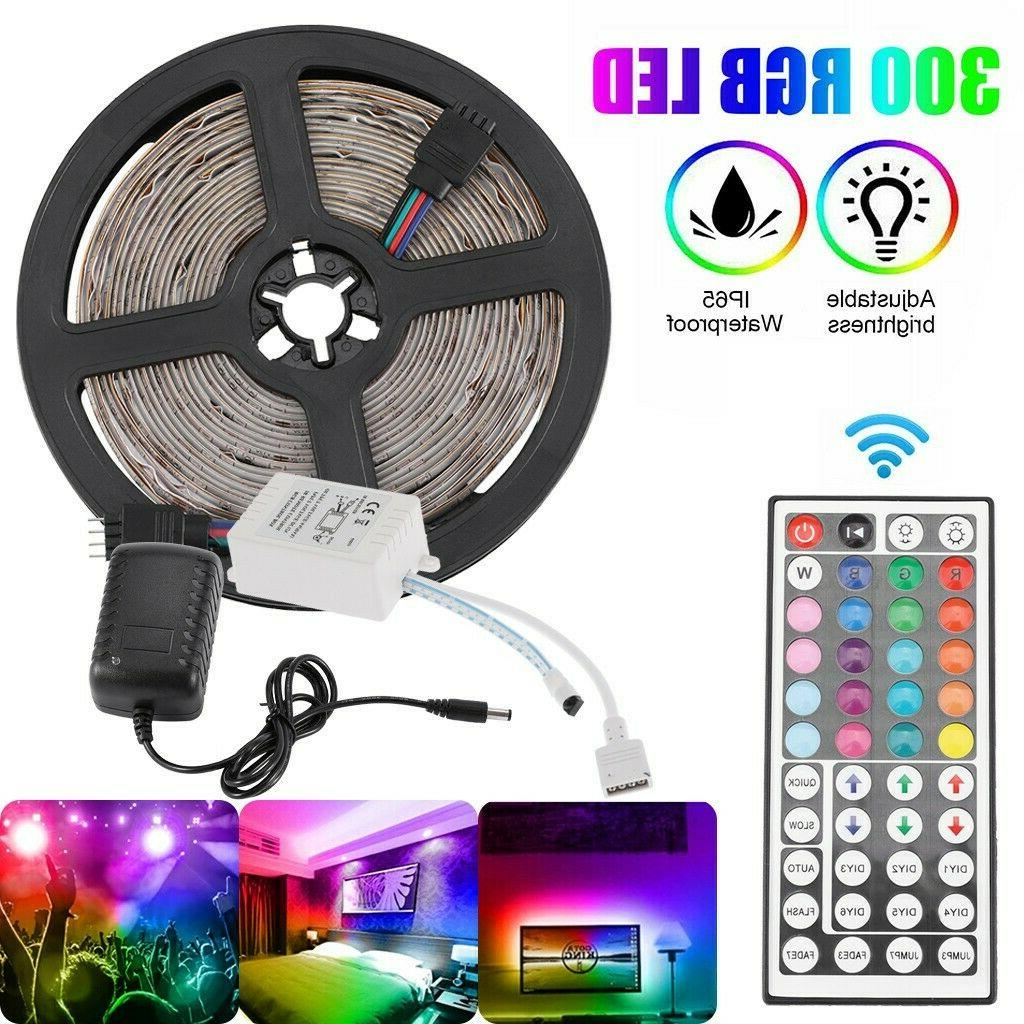 32ft flexible strip light 5050 rgb led