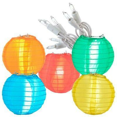 4 nylon party string lights