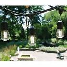 48FT Outdoor Waterproof Commercial Grade Patio Globe  LED St
