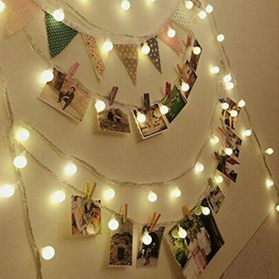 50 100 led string fairy lights w