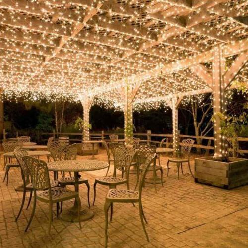 500 led fairy string lights christmas tree