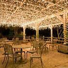 500LED 100M Warm White String Fairy Lights Christmas/Party/W