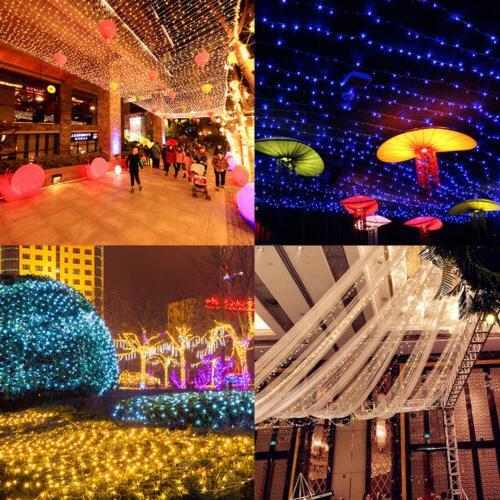 500LED Outdoor Lights Christmas Wedding