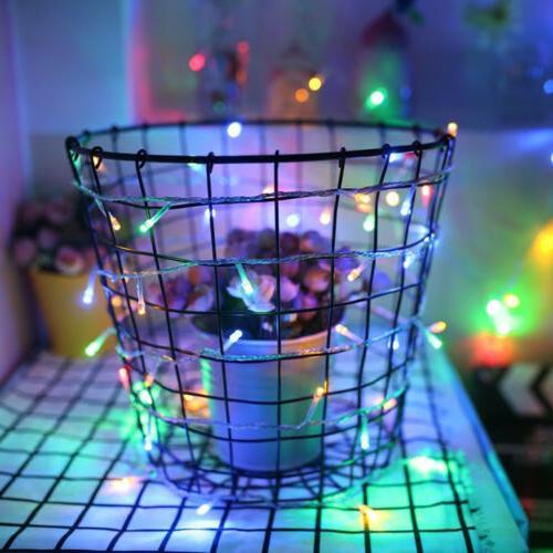 Fairy 500 LED Christmas Xmas Party Decor Outdoor USA