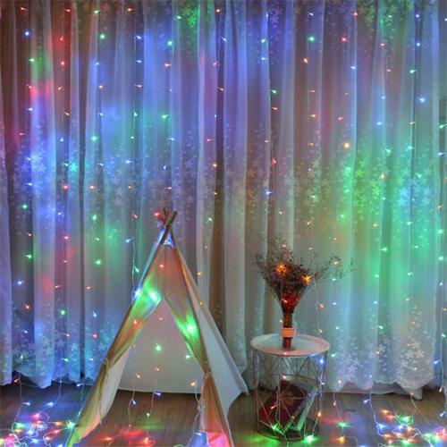 500LED Outdoor Lights Wedding Mall Decor