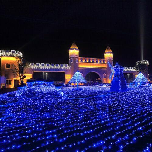 500LED Outdoor Lights Christmas Wedding Mall
