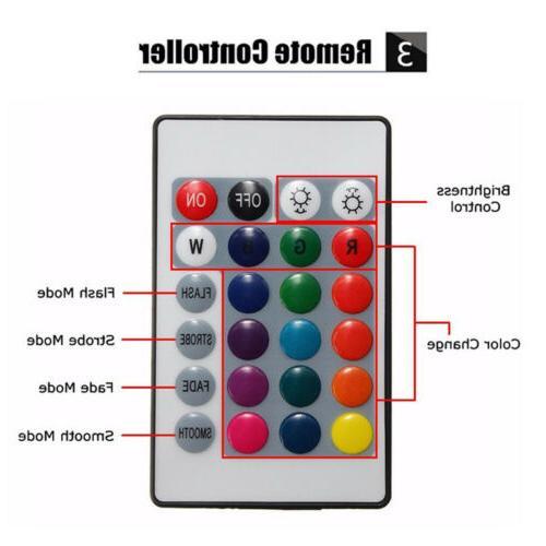 5V LED Light Bar Remote Control