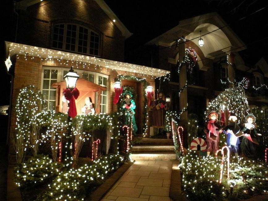 200 Warm White String Tree Lights Indoor