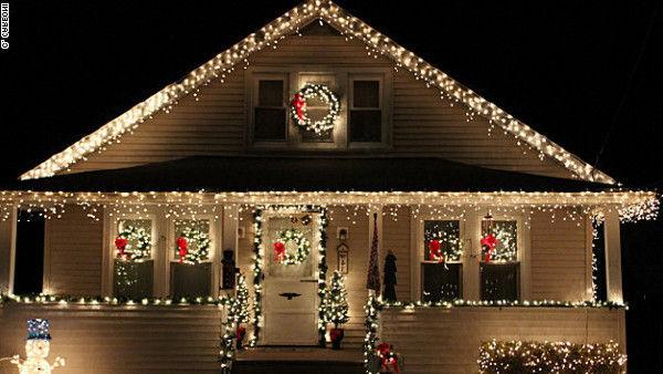 200 Warm White String Lights Party Christmas Outdoor Indoor