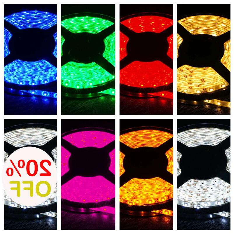 5M 12V 3528 5050 RGB SMD Waterproof 300 LED Strip Light Stri