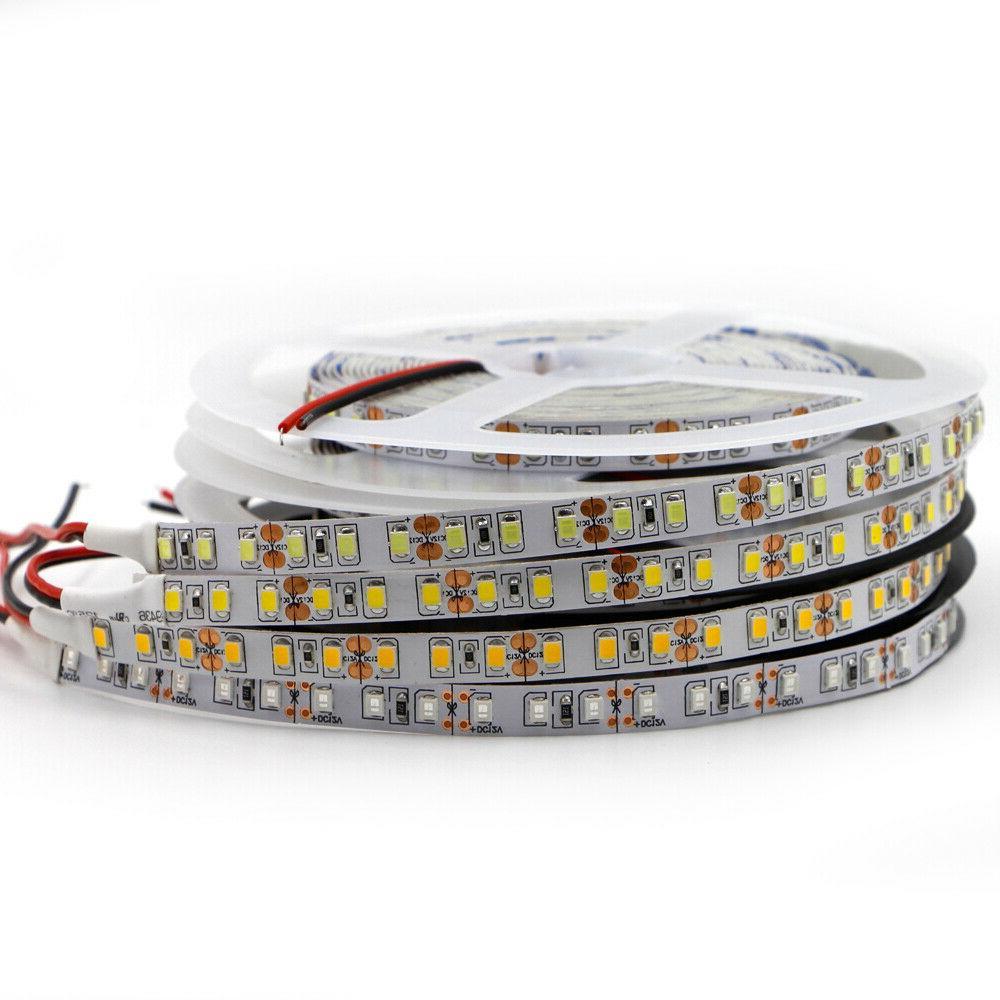5M LED light 120LED/M 240led/m 5mm PCB Tape