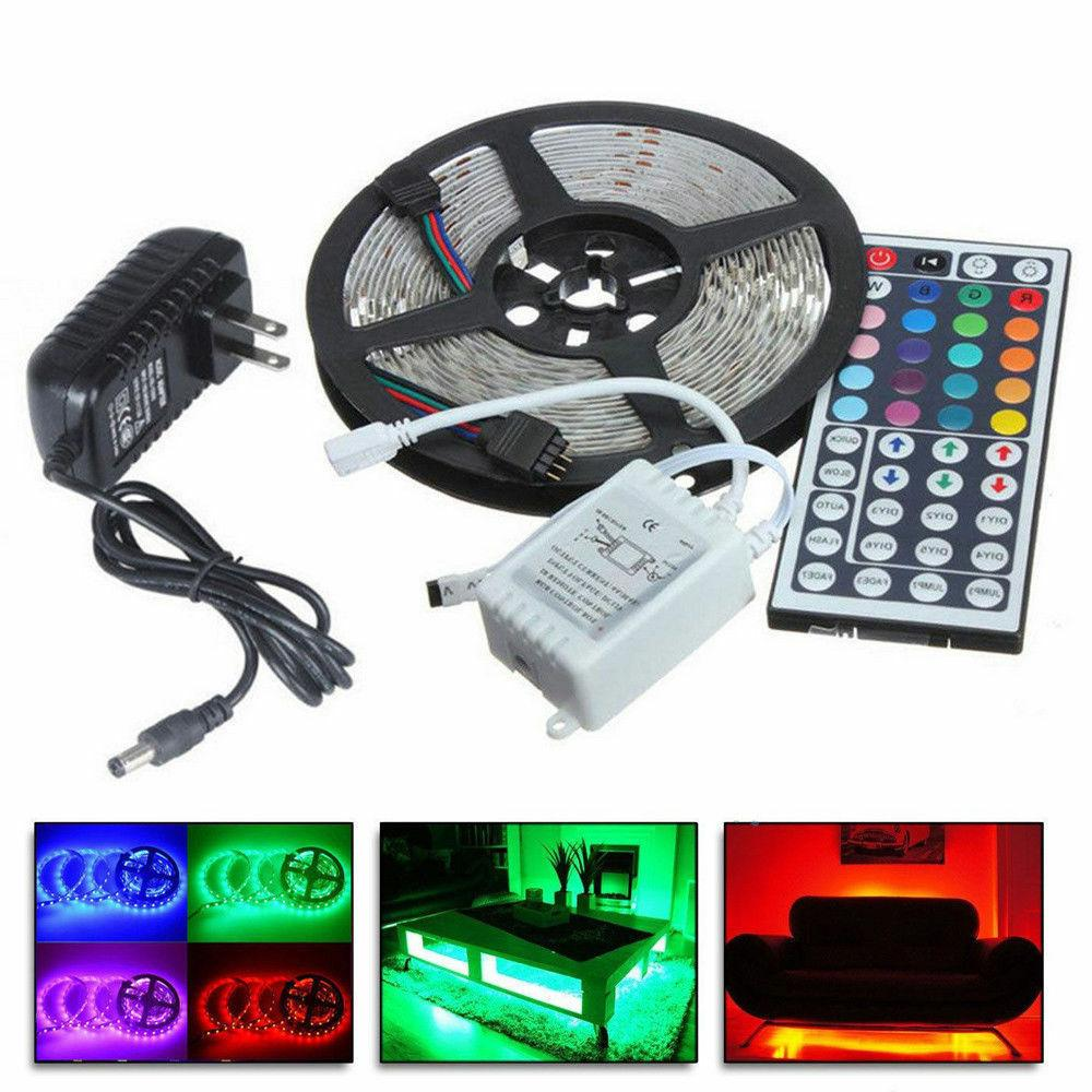 5m rgb 5050 non waterproof led strip