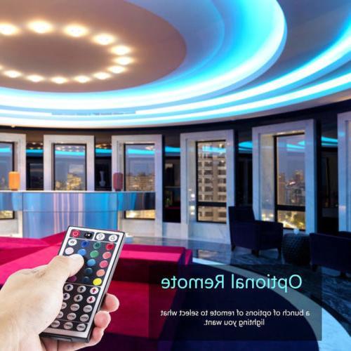 5M LED Strip 44 Key Remote 3A Full Kit