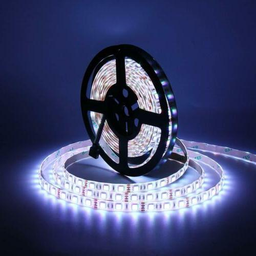 5M RGB 5050 LED Strip SMD 44 Key 3A 1