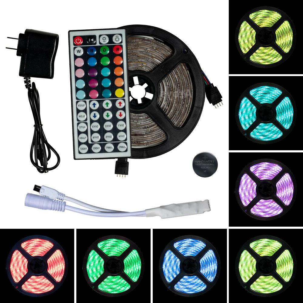 US 16.4 ft SMD Remote Controller+Power
