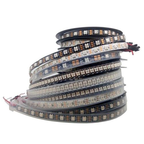 5V 5050 RGB 30/60/144LEDs/M IC Addressable