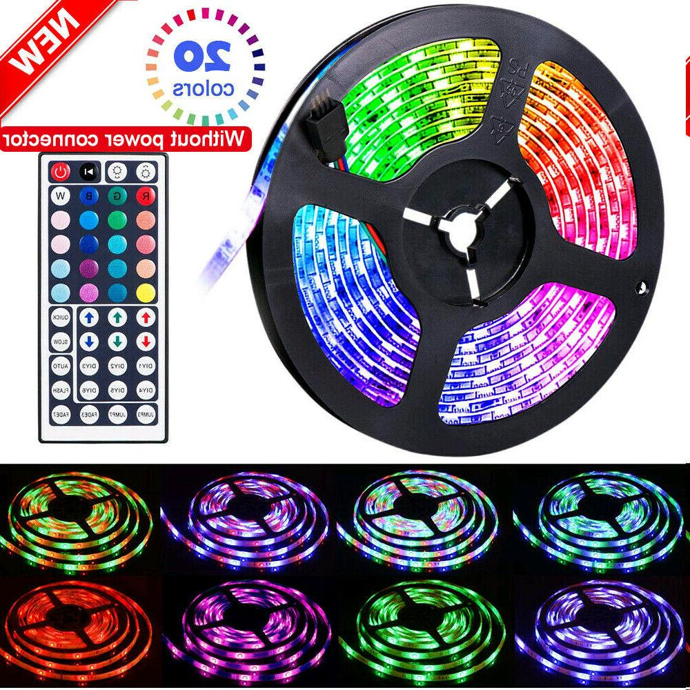 65.6FT Flexible RGB LED SMD Fairy Lights Party