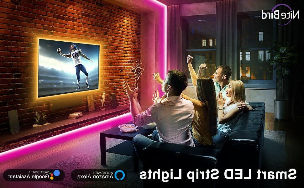 65FT 3528 Remote Lights TV Bar