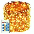 HaMi 66ft 200 LED String Lights,Waterproof Christmas Lights