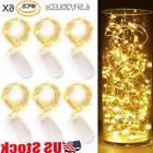 10x 30leds waterproof led micro silver copper