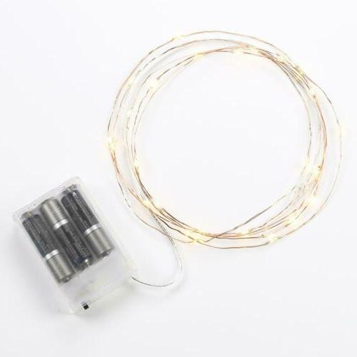 810061 single string with 25 led lights