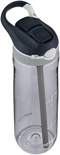 Contigo - Ashland 24-oz. Water Bottle - Smoke