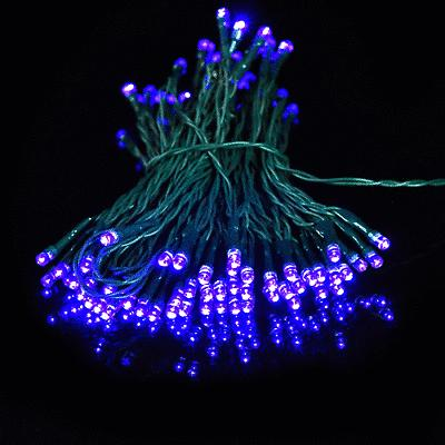 ALEKO Solar Christmas Holiday String Lights of 2