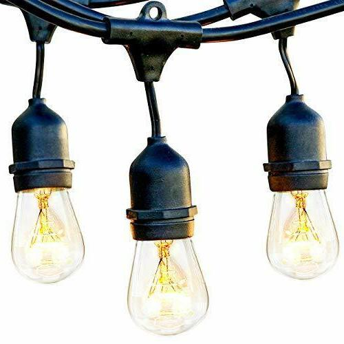 ambience 15 light string lighting