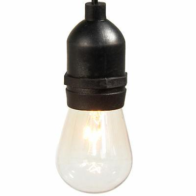 BCP Commercial Patio Lights Black