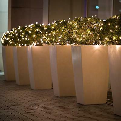 White Light Set Christmas