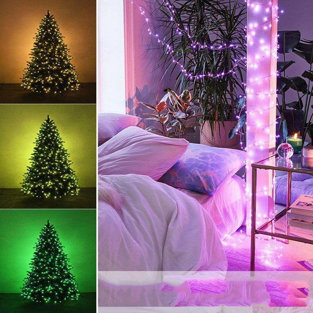 Christmas String Electric Color Change 100 Led