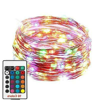 Christmas Lights Electric Plug-in Multi Color