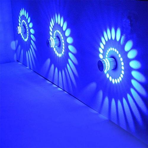YJYdada Colorful RGB Hole Surface Install Light Luminaire Lighting