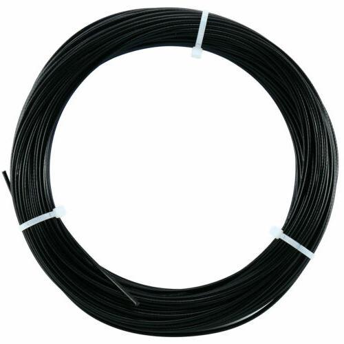 Complete String Light Hanging Kit 150FT Cable Turnbuckle&Hooks
