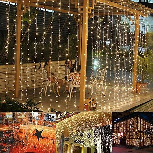MZD8391 9.8 X LED Fairy Lights For Valentine's Day Wedding, Garden, Patio,