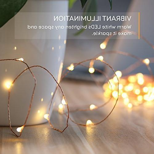 Decorative Lights Dimmable Remote Lights, for Holiday, Wedding,