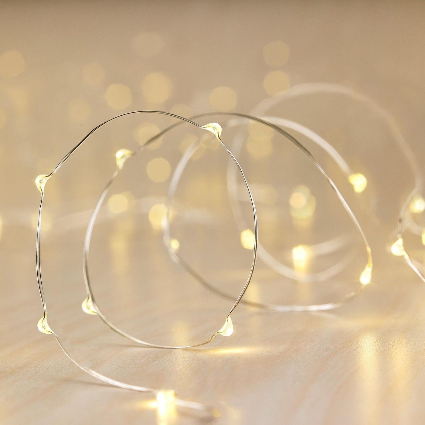 Philips Dewdrop LED Fairy Lights Warm