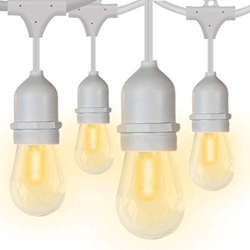 Outdoor Lights White 15 E26 18 x 0.9 Wat, 18 0.9 S14 Hanging light, lighting
