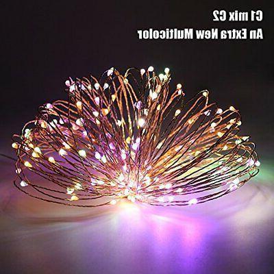 ErChen Dual-Color LED Lights,