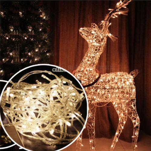 ELectric 100LED Berry Bulb Fairy String Lights In/Outdoor