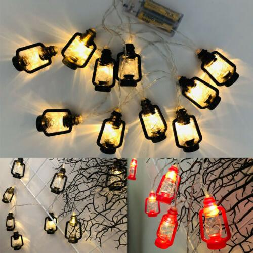 Energy-saving Lantern Shape Fairy Decoration