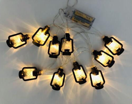 Energy-saving Fairy Lights Home Decoration