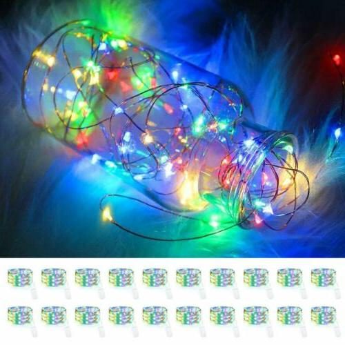 Fairy 7FT LED Operated String