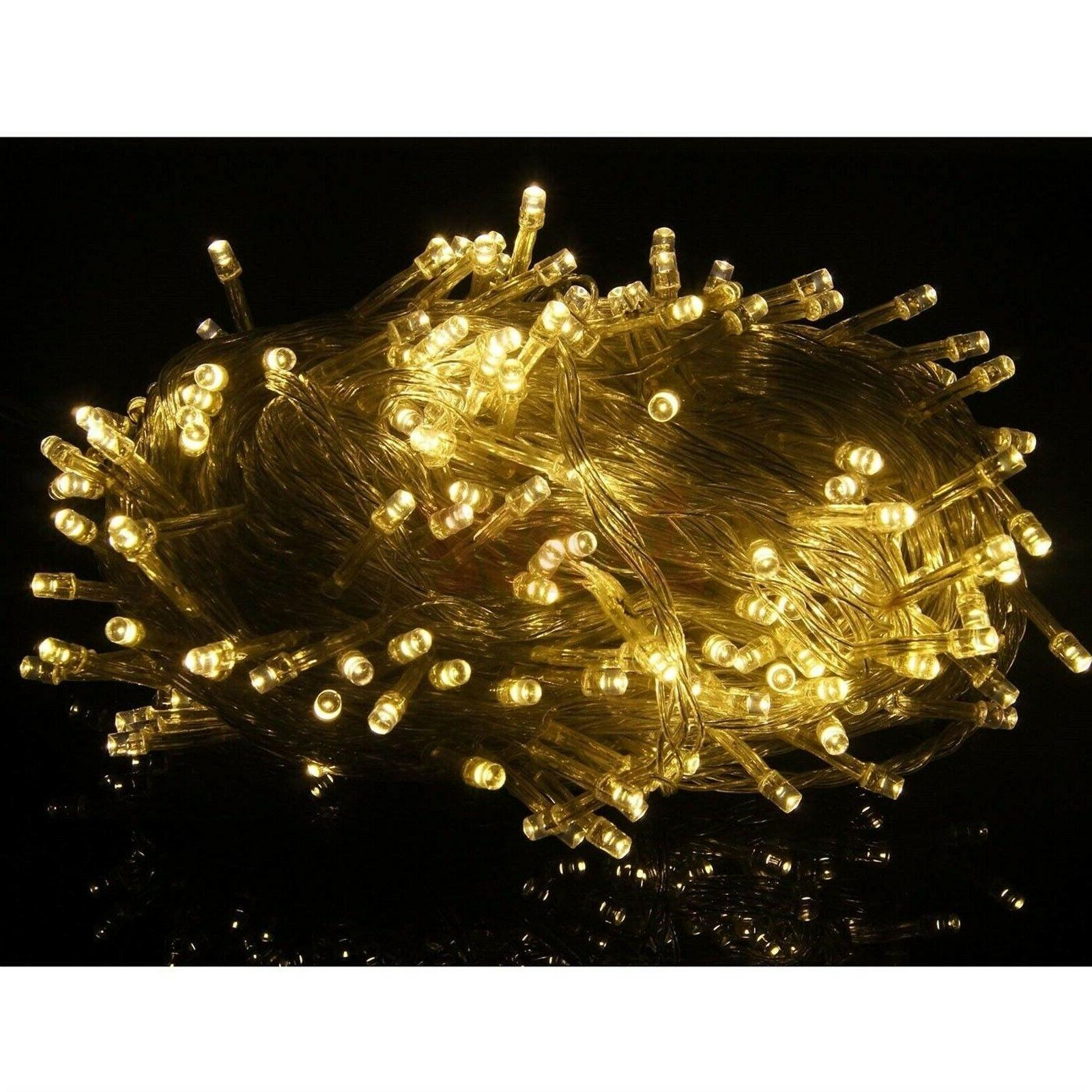 Fairy Lights Indoor String Room Decor Expandable