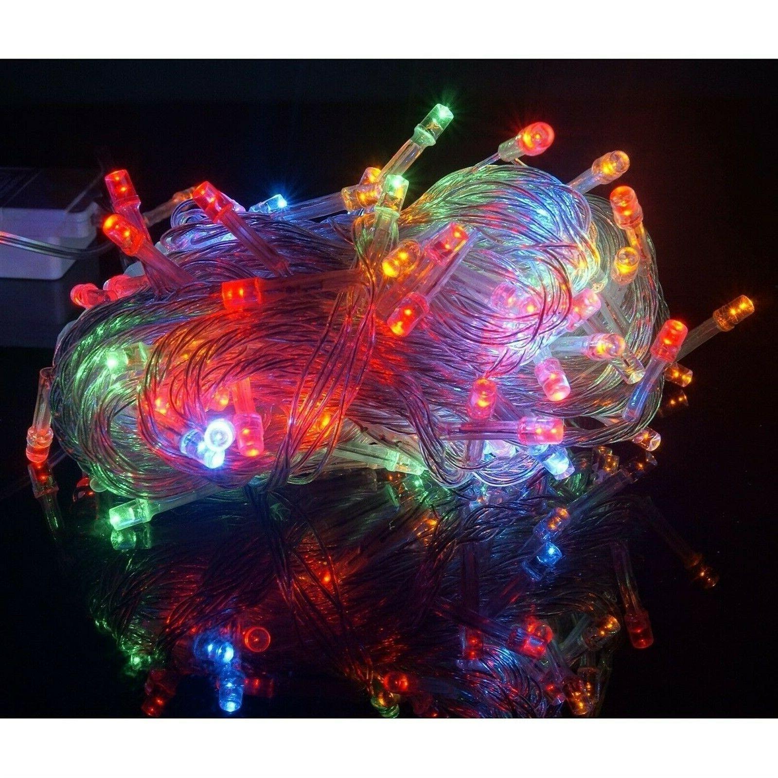 fairy lights for bedroom indoor led string