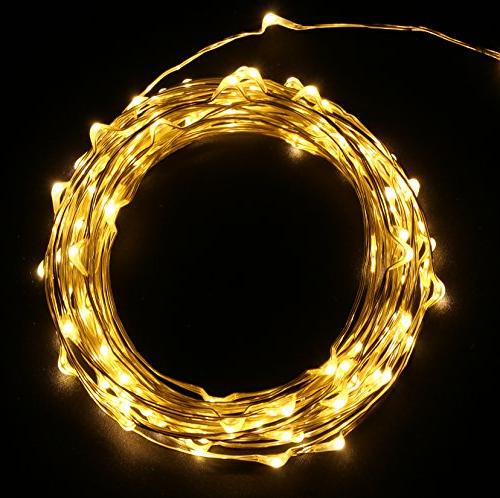 fairy starry string lights 120