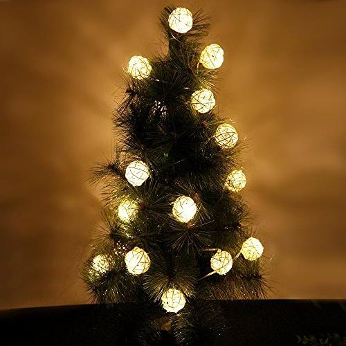 Lights, USB Strand Lights Tree Patio Home,