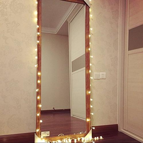 Dailyart Globe Light,LED Starry Party