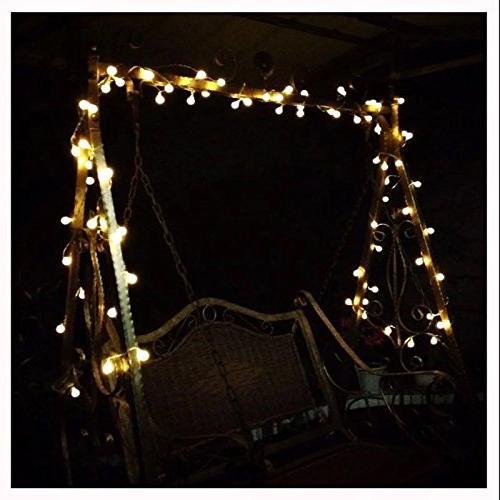 Dailyart Light,LED Starry Fairy Wedding,Xmas Party (Warm