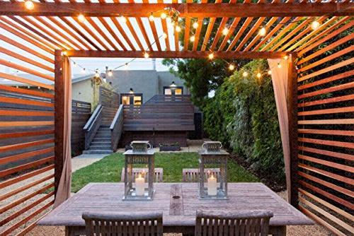 Globe String G40 - Outdoor Garden Bistro Market Lamp Backyard Lights